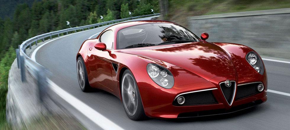 Race Alfa Romeo
